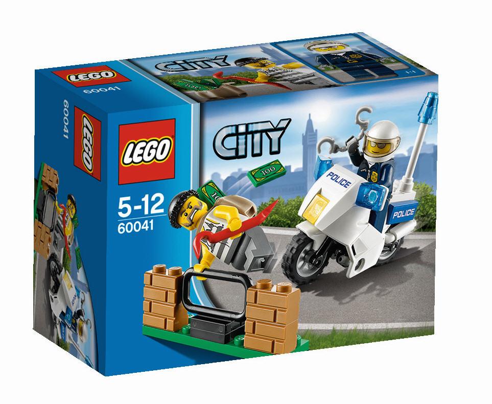 lego polizei motorrad