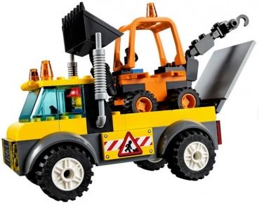 LEGO JUNIORS BAGGER