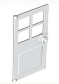 Lego Turen Und Fenster 60623 Turblatt Fur Rahmen 1x4x6 Weiss