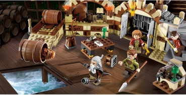 79004 günstig kaufen LEGO The Hobbit Die große Flucht