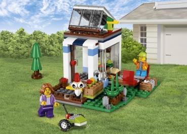 Lego creator 31068 modernes zuhause nr 1 auswahl for Lego modernes haus