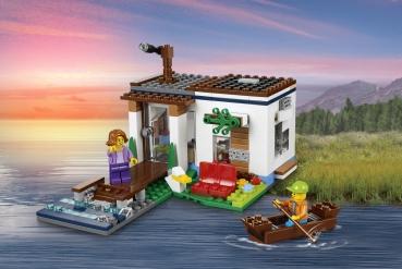 Lego creator 31068 modernes zuhause nr 1 auswahl for Modernes lego haus