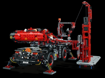 lego technic 42082 gel ndeg ngiger kranwagen kaufen. Black Bedroom Furniture Sets. Home Design Ideas