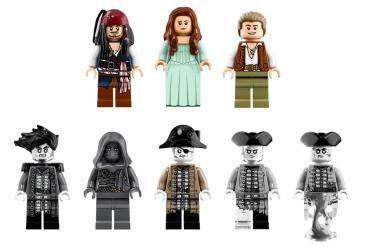 Lego Pirates Of The Caribbean 71042 Silent Mary Valuebrickat