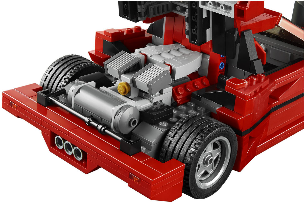 Lego Creator 10248 Ferrari F40 Kaufen Bei Valuebrick At
