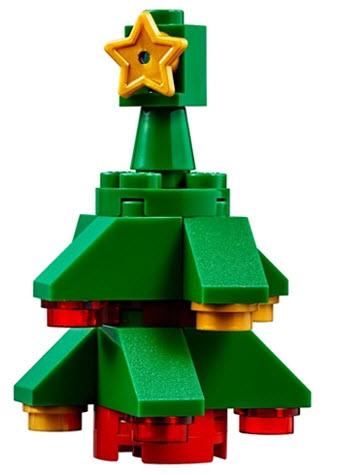 lego micro sets 60133 22 weihnachtsbaum. Black Bedroom Furniture Sets. Home Design Ideas