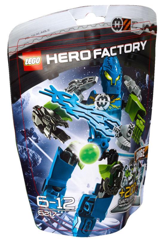 lego hero factory 6217 surge valuebrickat