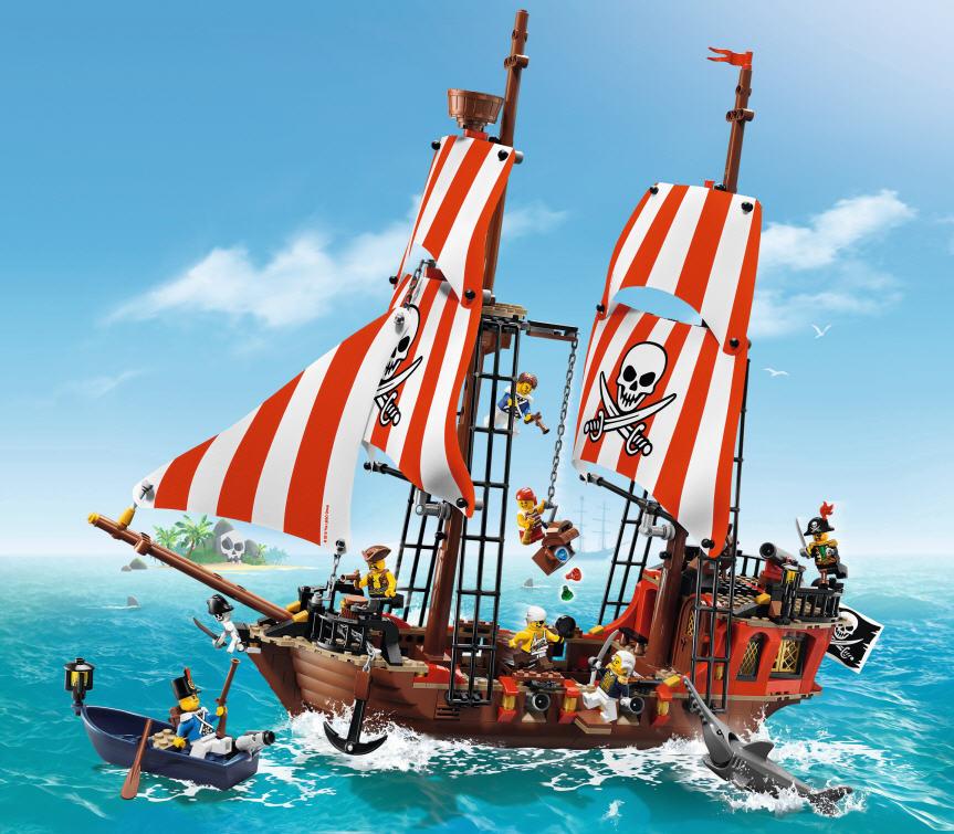 Piraten Schiff