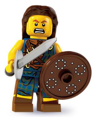 LEGO® Minifiguren  Serie 6-8827 Flaschengeist