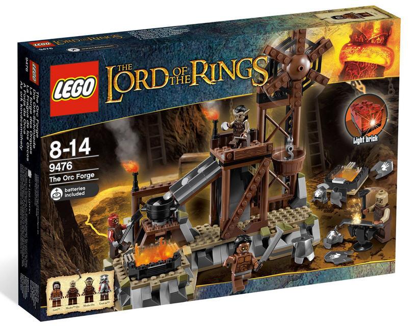 Lego Ritter 1 Schmiede mit Zubehör