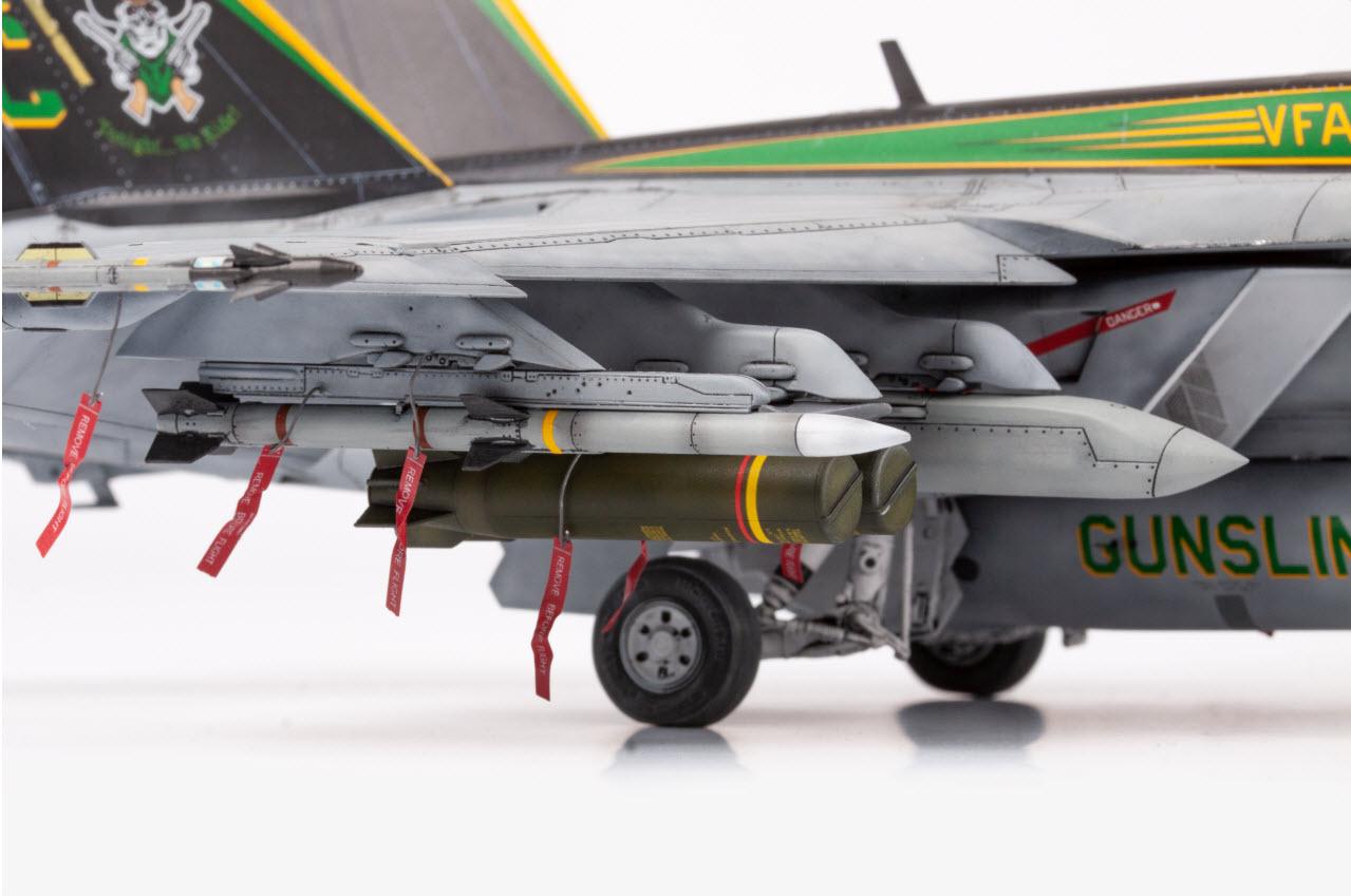 Superbug F//A-18E Super Hornet 1//48 Modellbausatz Eduard 11129 Limited Edition