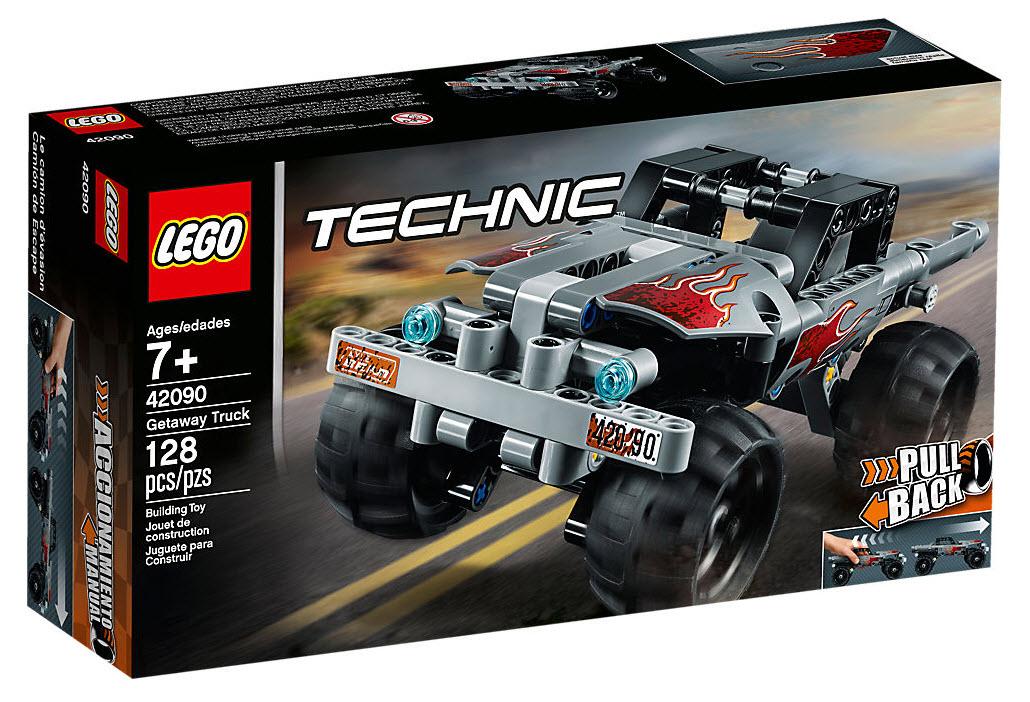 Lego Technic 42090 Fluchtfahrzeug Günstig Kaufen Valuebrickat