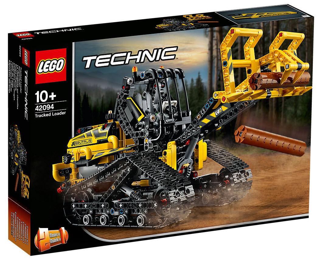 Lego Technic 42094 Raupenlader Günstig Kaufen Valuebrickat