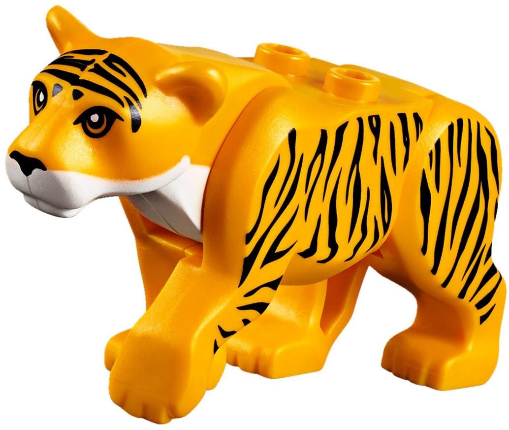 LEGO City 60162 Dschungel Versorgungshubschrauber