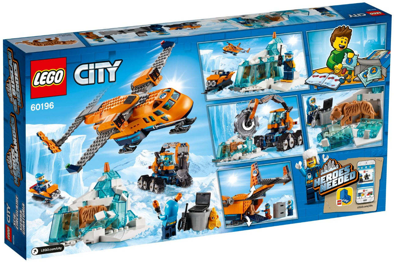 Lego city arktis