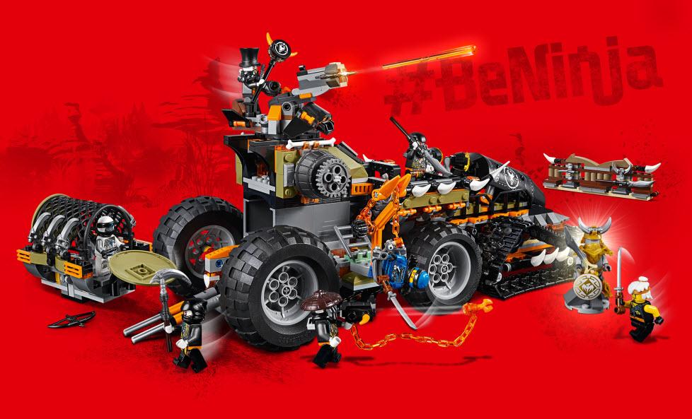 lego ninjago 70654 drachenfänger top auswahl bei
