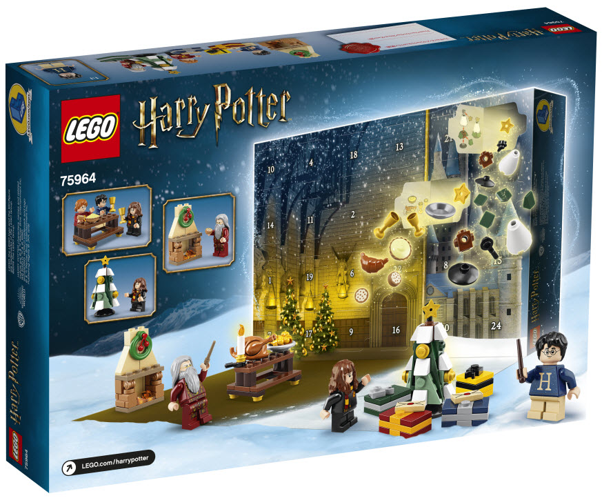 LEGO Harry Potter 75964 Adventskalender 2019 günstig ...