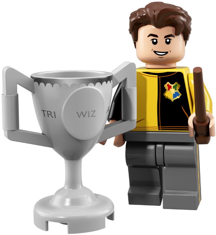 Lego Harry Potter And Fantastic Beasts Serie 1 Minifiguren 71022 12 Cedric Diggory Triwizard Cup Valuebrick At