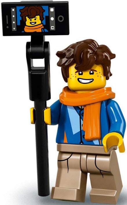 Lego Ninjago Movie Minifiguren 71019 06 Jay Walker Valuebrick At