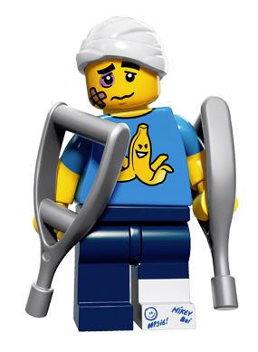LEGO® Minifigures 71011 Baukästen & Konstruktion Serie 15 Finsterer Ritter LEGO Minifiguren