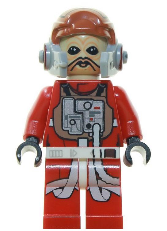 LEGO Star Wars Ten Numb Minifigure