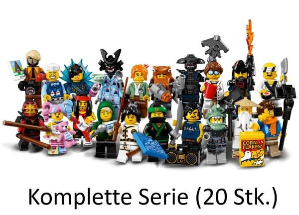 LEGO® Serie The Ninjago Movie Minifiguren 71019 diverse nach Wahl NEU und OVP