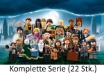 Verpackung: LEGO Harry Potter and Fantastic Beasts Serie 1 Minifiguren 71022 alle 22 Minifiguren