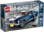 Verpackung:  LEGO Creator 10265 Ford Mustang GT