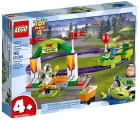 Verpackung: LEGO Toy Story 4 10771 Buzz wilde Achterbahnfahrt