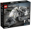 Verpackung: LEGO Technic 42100 Liebherr Bagger R 9800