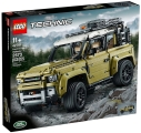 Verpackung: LEGO Technic 42110 Land Rover Defender