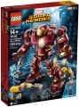 Verpackung: LEGO Super Heroes 760105 Der Hulkbuster: Ultron Edition