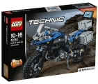 LEGO Technic 42063 BMW R 1200 GS Adventure, Verpackung